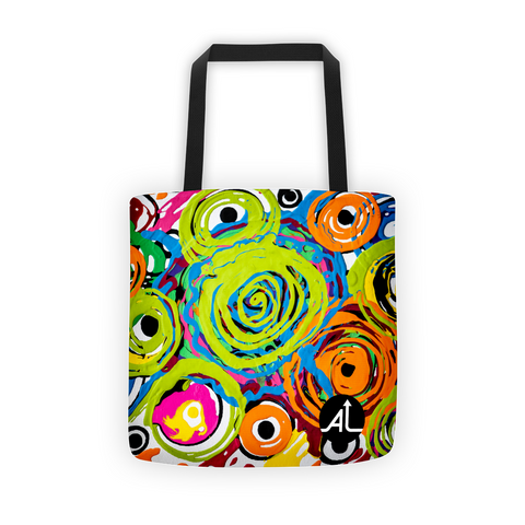 Look Out Tote Bag