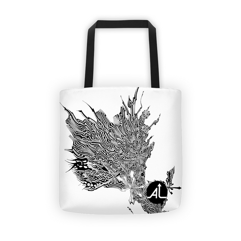 Untitled 44 Tote Bag