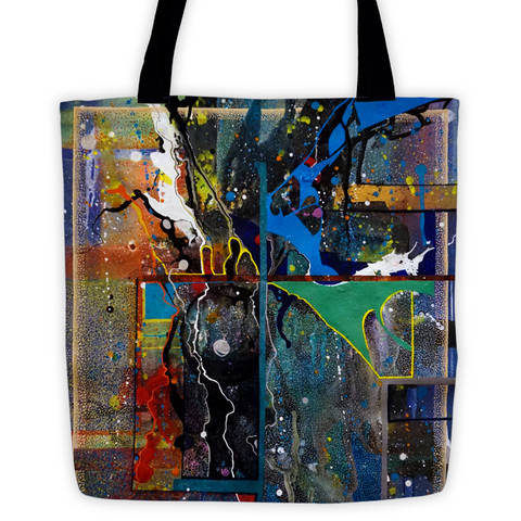 Inspiration 7 Tote Bag