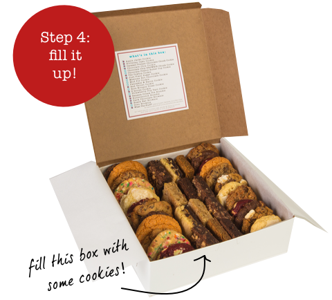 Baker's Choice - 3 Dozen Bakery Box