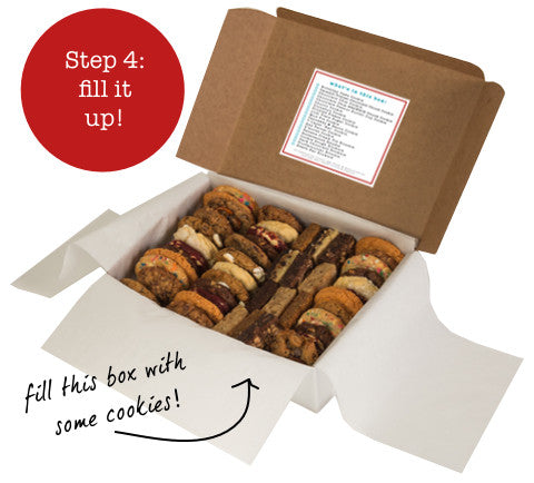 Baker's Choice - 4 Dozen Bakery Box
