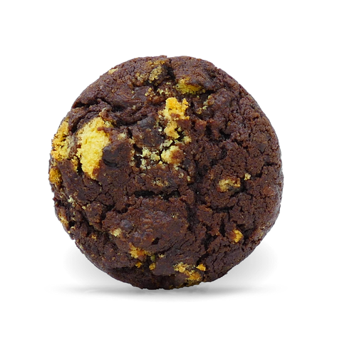 chocolate donette chunk