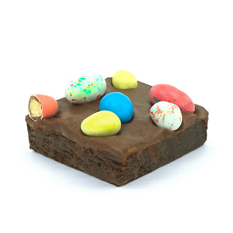 malted milk egg brownie