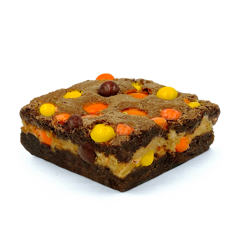 reese's pieces brownie