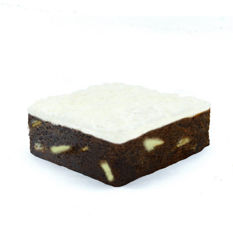 snowball brownie