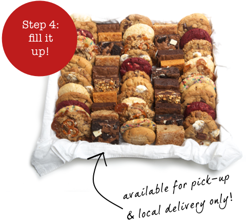 Baker's Choice - 5 Dozen Wooden Cookie Tray