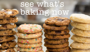 see what's baking now
