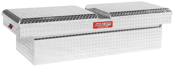 DEFENDER SERIES 300207-9-01 Full Size Cross Box 71 in x 19-3/4 in x 17.8, Uncoated