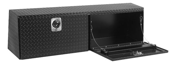 DEFENDER SERIES 300302-53-01 Standard Hi-Side 60 in x 13-1/4 in x 16-1/8, Black