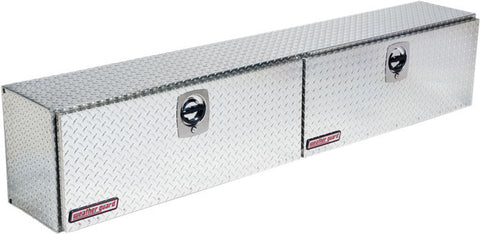 Model 390-0-02 Hi-Side Box, Aluminum, Driver Side, 11.1 cu ft