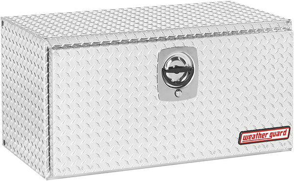 Model 636-0-02 Underbed Box, Aluminum, Compact, 6.5 cu ft