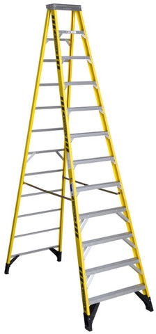 Werner 7312 12 ft Type IAA Fiberglass Step Ladder