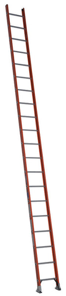 Werner D6220-1 20 ft Type IA Fiberglass D-Rung Straight Ladder
