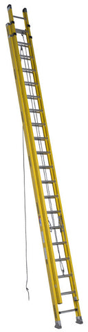 Werner D7140-2 40 ft Type IAA Fiberglass D-Rung Extension Ladder