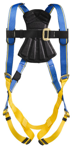 Blue Armor 1000 H211002 Standard (1 D Ring) Harness - Medium/Large