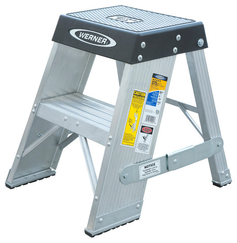 Werner SSA02 2 ft Type IAA Aluminum Step Stand