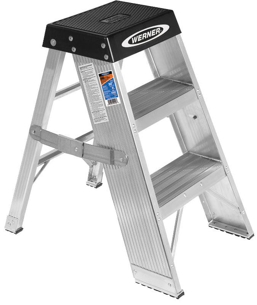 Werner SSA03 3 ft Type IAA Aluminum Step Stand