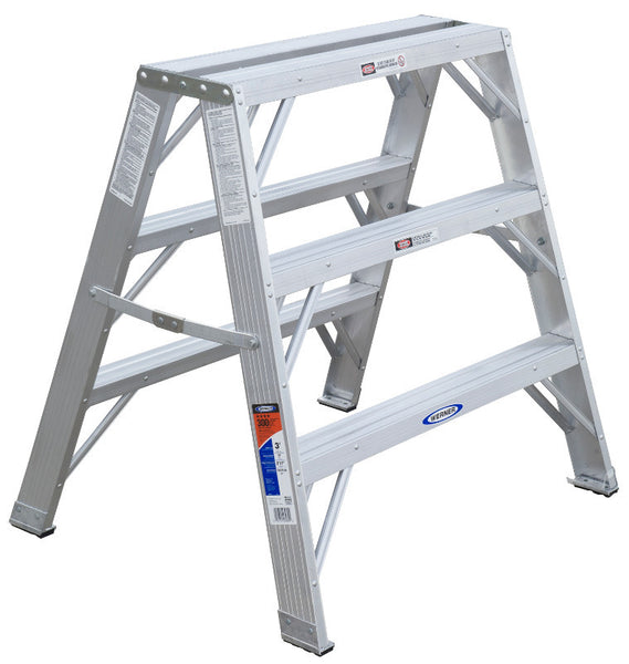 Werner TW373-30 3 ft Type IA Aluminum Work Stand