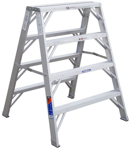 Werner 4 Ft Type Ia Aluminum Work Stand Sku Tw374 30