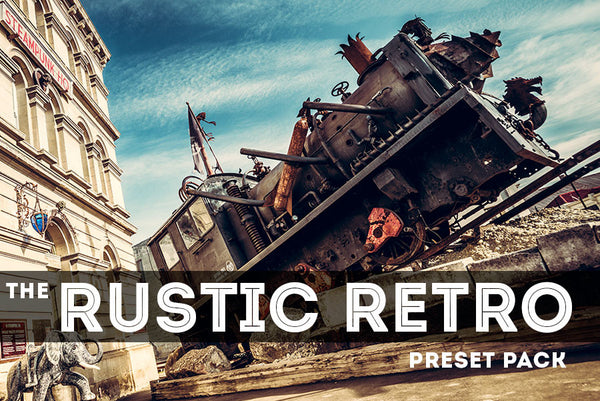 Rustic Retro: Lightroom Preset Pack