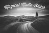 Magical Matte Black: Landscape Lightroom Preset