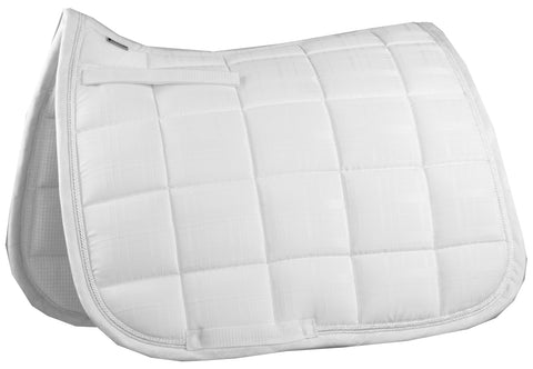 Waldhausen Cross All Purpose Saddle Pad White,