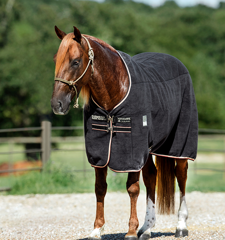 Rambo Deluxe Horse Fleece Cooler
