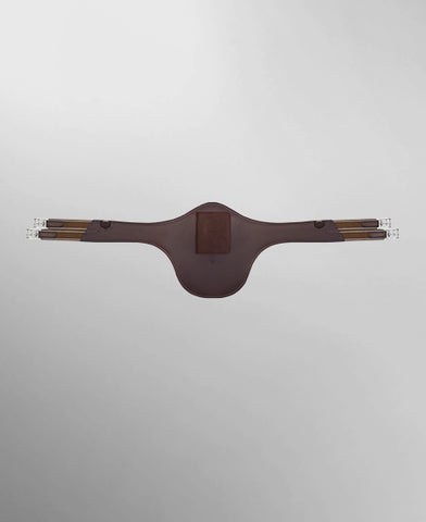 Passier Marcus Ehning Leather Saddle Girth with Stud Guard Havana 120cm