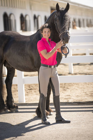 Fits All Season Full Seat Breeches