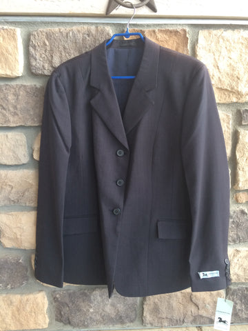 BLEMISHED RJ Classics 10 Regular Devon D8217 Show Jacket $142