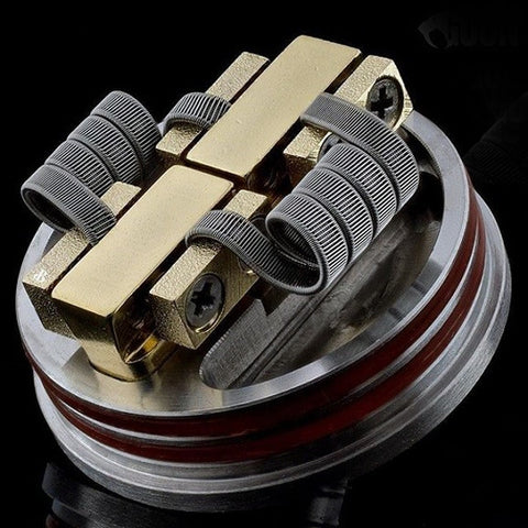 RDA (Re-Buildable Dripping Atomizers (Drippers))