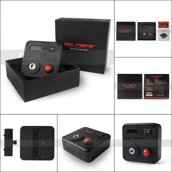 521 Mini Tab by Coilmaster
