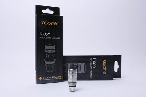 Aspire Triton Replacement Coils 5/PK *Sale*