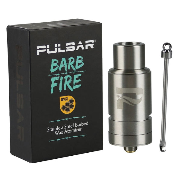 APX Barb Fire Wax Atomizer by Pulsar