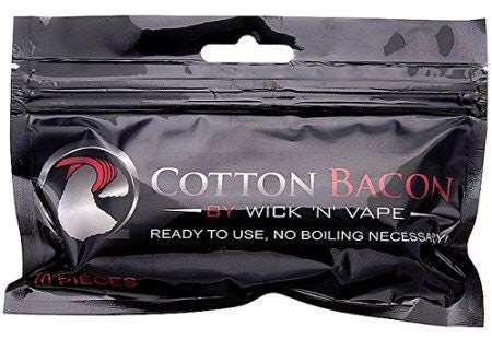 Cotton Bacon by Wick 'N' Vape