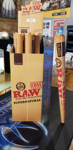 Raw Supernatural 1/PK 19+