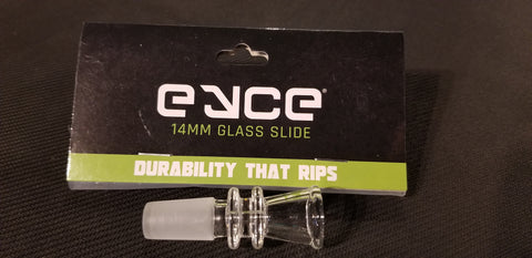 Eyce 14mm Glass Bowl 19+