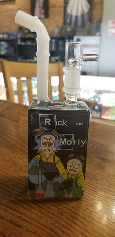 Juice Box Rig WP040 19+