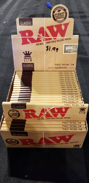 Raw King Slim