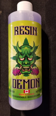 Resin Demon Bong Cleaner 473ml