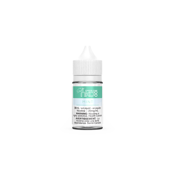 MINT SALT BY NAKED100