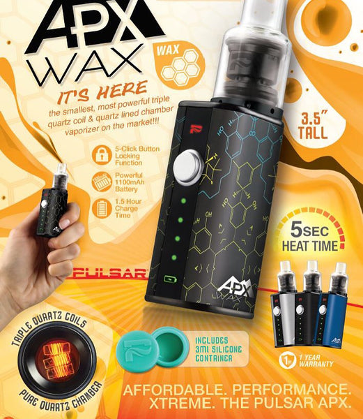 APX Wax by Pulsar 19+