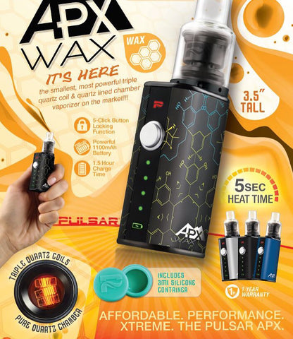 APX Wax by Pulsar