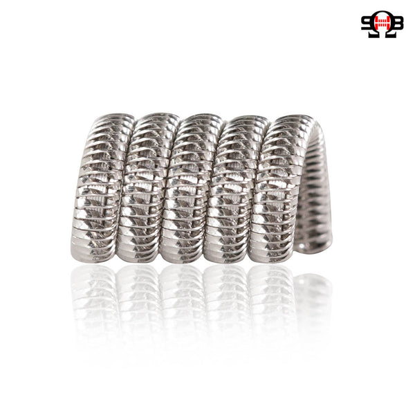 Tsuka 3 Core 0.27Ohms by Saddlehorse Blues Custom Coils