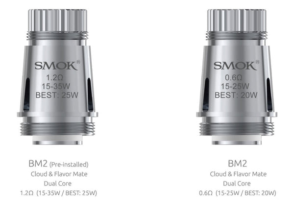 BM2 Replacement Coils for Mini Brit by Smok