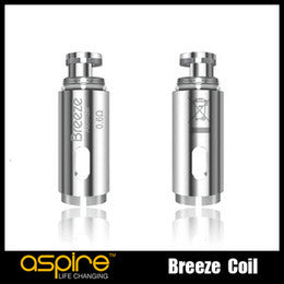 Aspire Breeze/Breeze 2 Replacement Coil  5/PK *Sale*