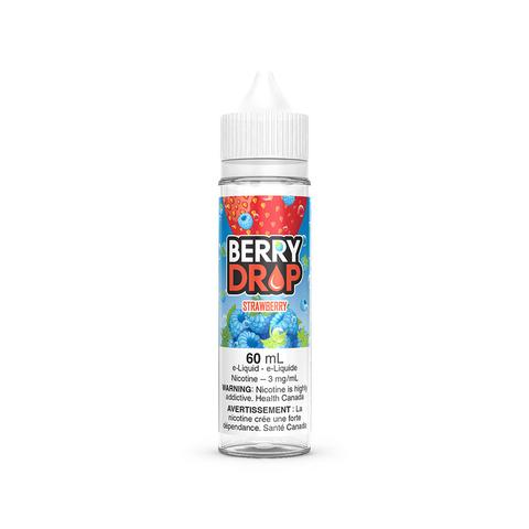 STRAWBERRY by BERRY DROP 60ml