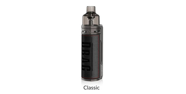 Voopoo Drag S Pod Kit CRC 2ml Version