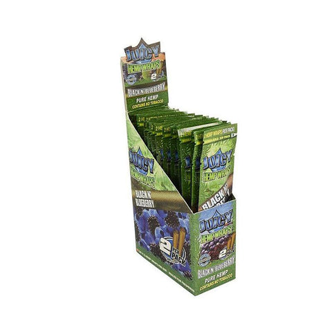 Juicy Jays Hemp Wraps 2/Pk