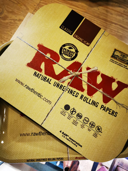 Raw Rolling Tray Large Cover